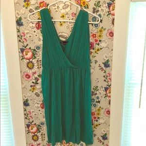 Summer dress - comfy, gorgeous color, hardly worn